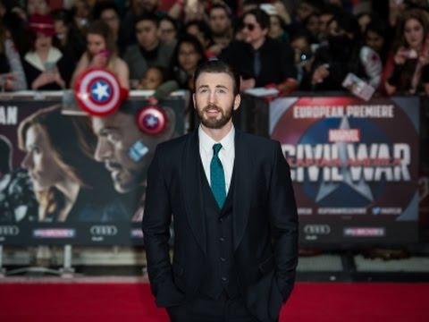 Captain America's Sweaty Suit