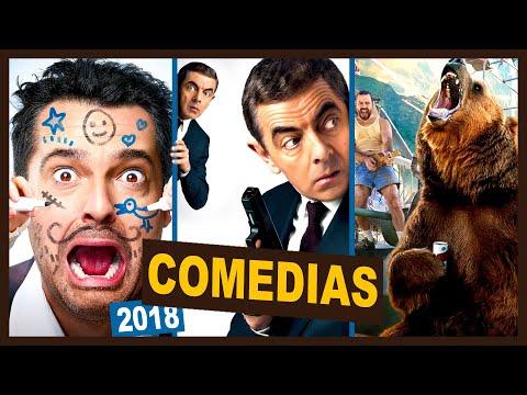 Top 10 Mejores Peliculas De Comedia 2018 #2 (RESUBIDO) | Top Cinema