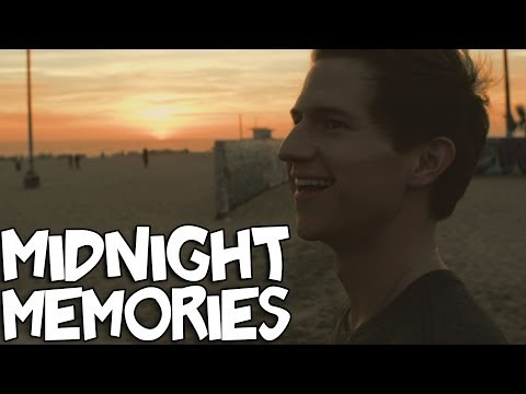 Ricky Dillon MIDNIGHT MEMORIES - ONE DIRECTION (MUSIC VIDEO C