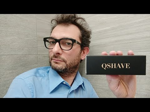 Qshave 700 Rasoio Regolabile - Review