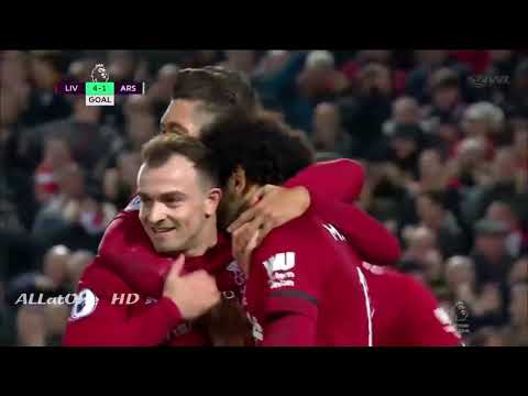 Liverpool vs Arsenal 5 1   All Goals & Extended Highlights HD   2018