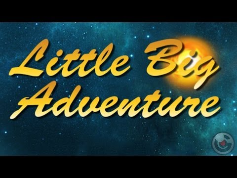 little big adventure ipad solution