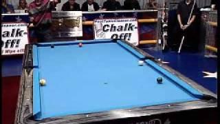 U.S. Open 9-Ball Championship Pro Pool Action: Lee Vann Corteza Vs. Ronnie Alcano