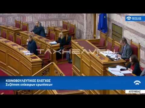 Ουρ. Αντωνοπούλου για χρόνο ανεργίας σπουδαστών