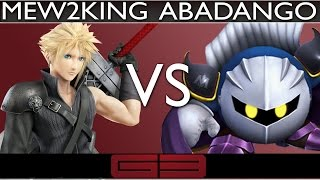Genesis 4 Hotel – Mew2King (Cloud) vs Abadango (Meta Knight) – Smash Wii U