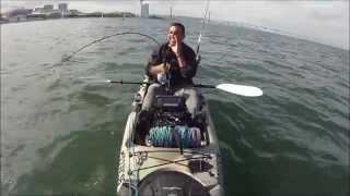 Video Pesca de kayak show VIDEO 8 Corvina 9kg e 18,400kg MP3, 3GP, MP4, WEBM, AVI, FLV Desember 2017
