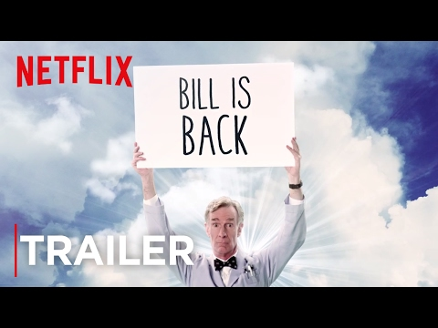 Bill Nye Saves the World Official Trailer