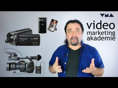 Video-Marketing: Welcher Camcorder ist der beste? Teil 2 von 5 - Web-Portale, Videomarketing