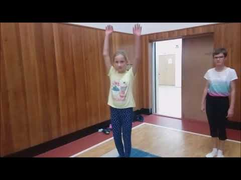 Gymnastika a parkour