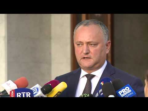 Igor Dodon will initiate return of the social package for servicemen