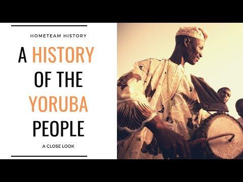 A History Of The Yoruba People