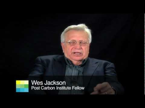 WES JACKSON on the Biggest Threat to America's Food Supply