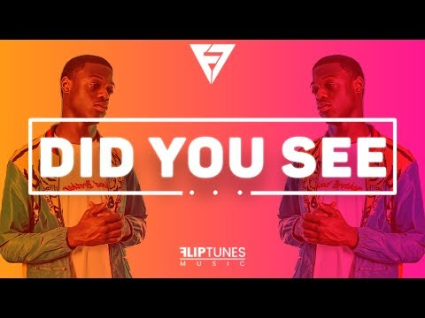 J Hus - Did You See (Remix) | RnBass 2018 | FlipTunesMusic™