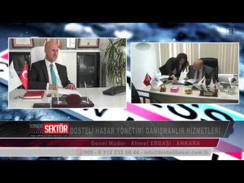 Business Channel Türk Tv ve Br Tv de Sektörel Haber Merkezi Programı.