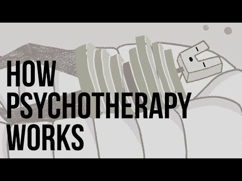Here's How Psychotherapy Typically Works