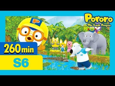 Pororo Season 6 Full Episodes E01~E26 (260min)