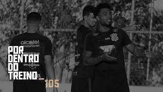 O Timão fez nesta terça-feira(25) seu último treino antes da partida contra a equipe do Patriotas(COL). Confira na Corinthians TV, tudo que rolou no CT Dr. Joaquim Grava.