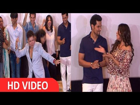 Randeep Hooda & Richa Chadda Shaking Legs On Song Tung Lak Of Sarbjit