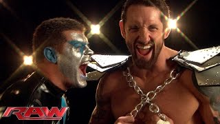 A special message from Stardust and King Barrett: Raw, Aug. 17, 2015