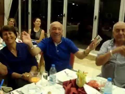 Ahmet Koca 43. Yıl Buluşması Alanya2 2016
