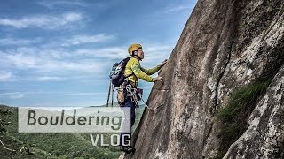 My Mistakes Multi-Pitch Climbing by Bouldering Vlog