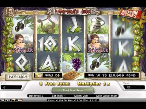 Pandora's Box - Free Games (Member Video)