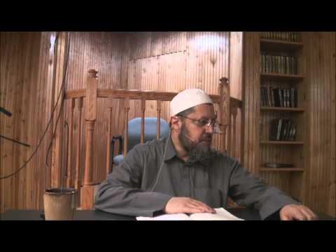 شرح كتاب فقه السنة 20 / 1 / 2014