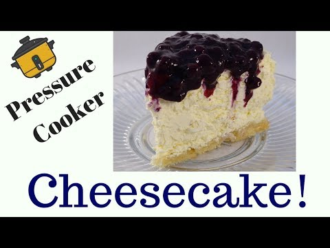 Low carb diet - Pressure Cooker Low-Carb Cheesecake - with yoyomax12