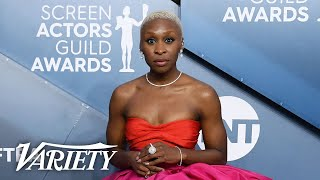 Cynthia Erivo Calls Out the Oscars' Lack of Diversity
