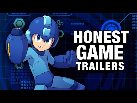 MEGA MAN 11 (Honest Game Trailers)