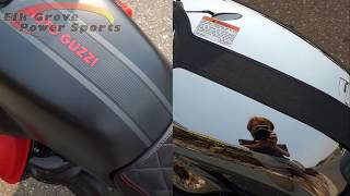 9. 2018 Moto Guzzi V7 III Carbon Shine and Dark Editions