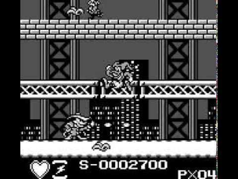 Darkwing Duck Game Boy