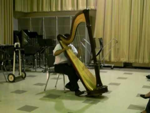 Jordan's Senior Solo - Chamber Concert 2009