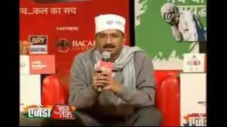 javed akhtar vs arvind kejriwal.. contrasting thoughts and replies..must watch