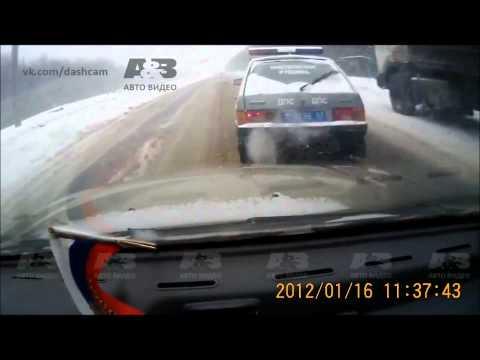 http://vk.com/autocrash http://carcrashcomp.blogspot.com/ Будьте внимательны и вежливы на дороге. Не забывайте, что из за вашей глупос...