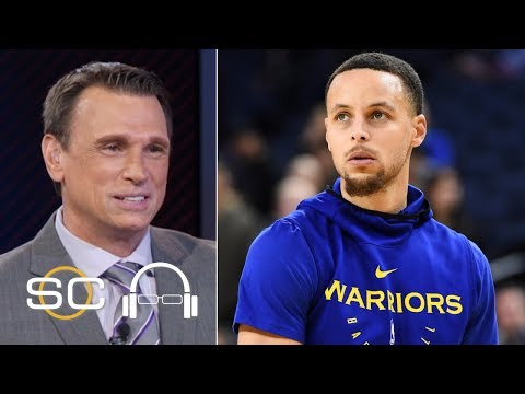 Video: Steph Curry's shooting abilities 'will never be seen again' in the NBA - Tim Legler | SC with SVP