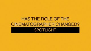Video Spotlight || Mathieson and Charters: Has the Role of the Cinematographer Changed? MP3, 3GP, MP4, WEBM, AVI, FLV Agustus 2018