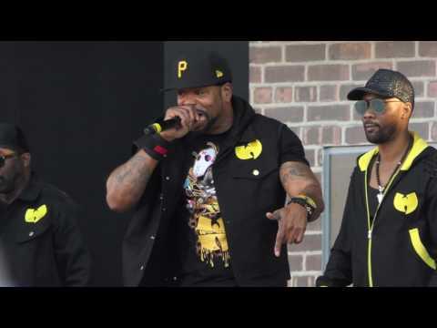 Wu Tang Clan - Method Man - Governors Ball 2017