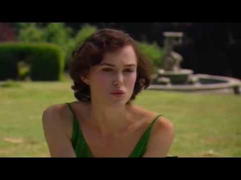 Cecilia Tallis (Keira Knightley) Featurette