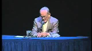 [official] William Lane Craig And Garrett Hardin On Christianity And Scientific Naturalism [1 Of 2]