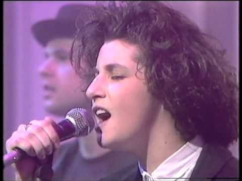 Feverfew (pre-Blueboy) on Sky Star Search TV show in 1989 with Bed Of Roses