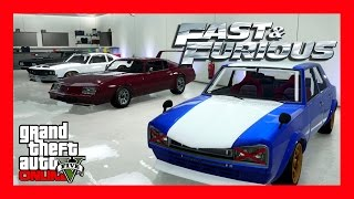 Nonton Fast & Furious Garage In GTA Online Film Subtitle Indonesia Streaming Movie Download