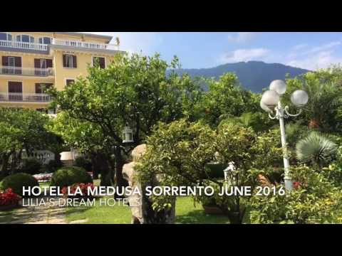 La Medusa Hotel & Boutique Spa Sorrento Italy june 2016