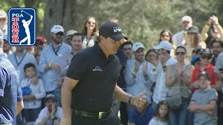 Phil Mickelson's best moments from 2018 WGC-Mexico Championship 2019 by PGA TOUR