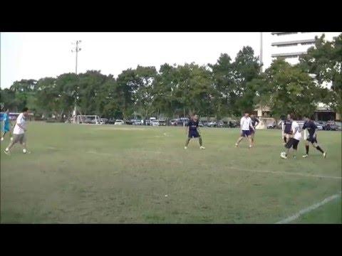 KOZ Street Futsal ฟุตบอล เอนเตอร์เทน vs ฝ่ายการเงิน (видео)