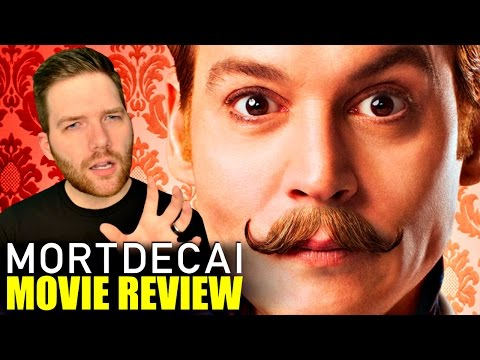 Mortdecai – Movie Review
