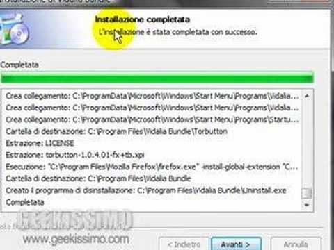 Come installare e navigare anonimi con Tor utilizzando Firefox (video by shor)