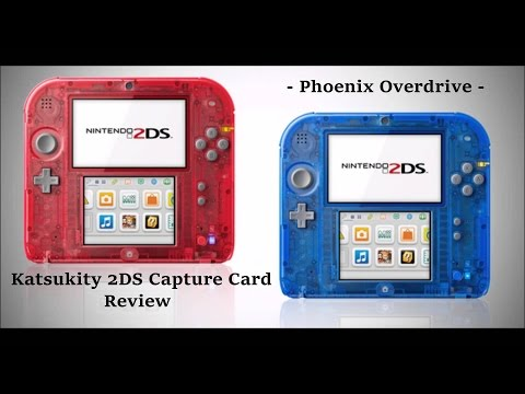 Phoenix Overdrive Hardware Review: Katsukity 2DS Capture Card
