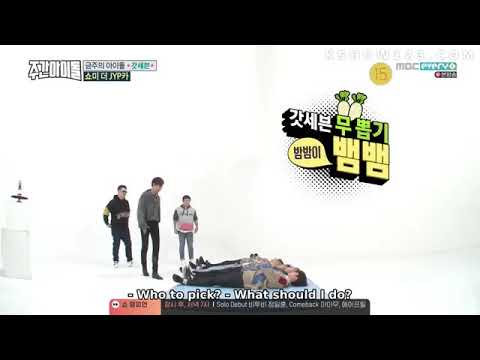 180314 Weekly Idol Ep 346 Got7 Game 3 Clip