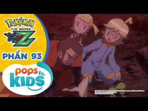Hoạt Hình Pokémon S19 XYZ - Tổng Hợp Các Trận Chiến Pokémon Tại Giải Liên Đoàn KaLos Phần 93 - Thời lượng: 1:02:50.